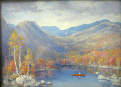 FRANCONIA NOTCH AND PEMIGEWASSET RIVER