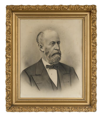 Portrait of William A. Farnsworth