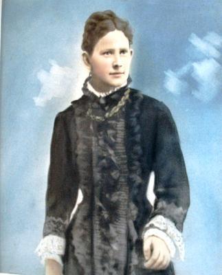 Portrait of Josephine F. Rollins