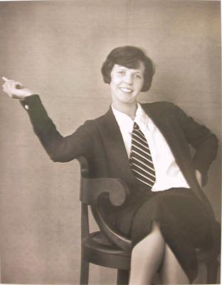 Dorothy Whitney (Mrs. Raymond Massey)