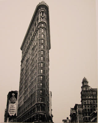 Flatiron Building, Broadway and Fifth Ave.
