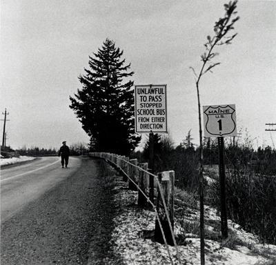 U.S. Route 1 Maine