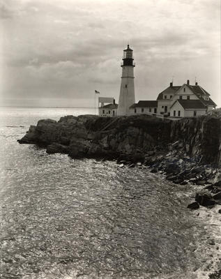 Untitled (Lighthouse Scene)