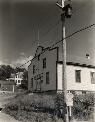 Untitled (Town Hall U.S. Route 1)