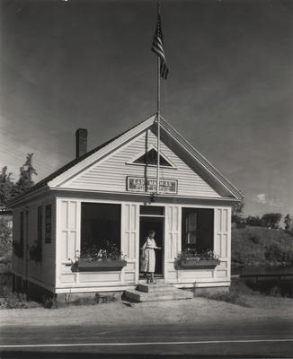 Untitled (East Machias Post Office)