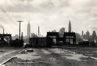 A View From Astoria, Queens, New York