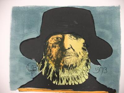Self Portrait as a Dutch Artist