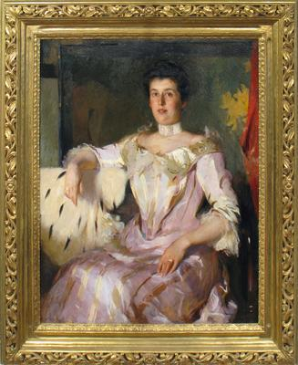 Portrait of a Lady (Mary Kemble Webb Sanders)