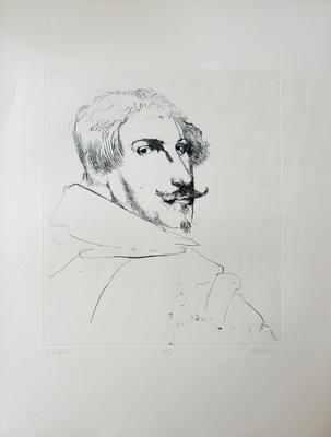 Ottavio Leoni (Italian, 1578-1630)