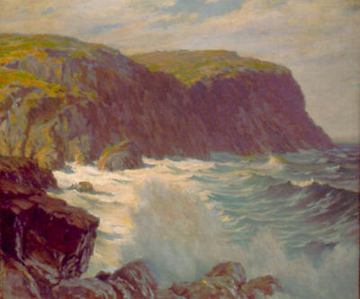 Monhegan, The Head