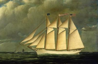 "Ship ""Alice A. Hall"""