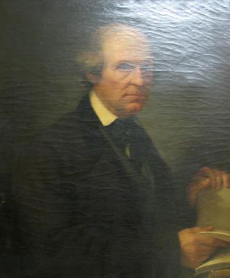 Portrait of Moses Titcomb