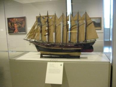 "Ship Model ""Mary Celeste"""