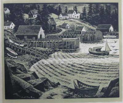 The Cove - Maine Coast