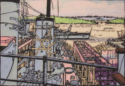 Destroyers - Lamson and Drayton - Bath Iron Works