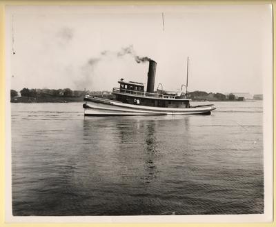 Tug Boat Mitchell Davis