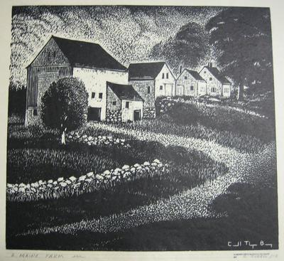 A Maine Farm