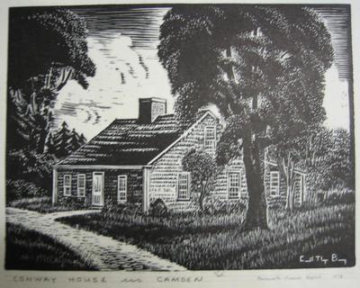 Conway House - Camden