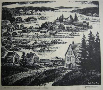 Port Clyde - Maine Coast