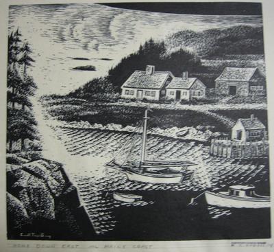 Home Down East ~ Maine Coast