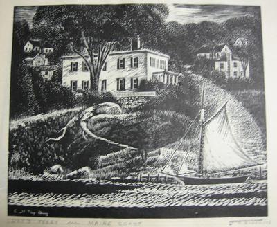 Day's Ferry ~ Maine Coast