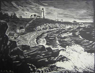 Cape Elizabeth Light, Maine
