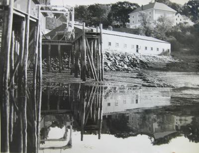 Untitled (Rockport Pier)