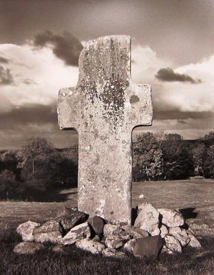 Carrowmore Stone Cross, Donegal, Ireland