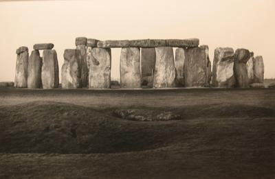 Stonehenge Overview, England, 1967