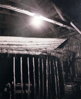 Dory in Loft (after Andrew Wyeth)