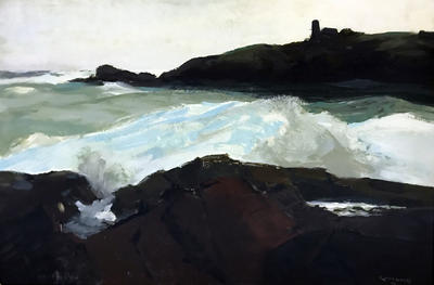 Rocks, Monhegan