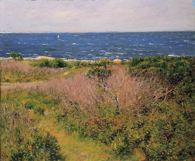 Seascape (Cape Ann, Halibut Point)