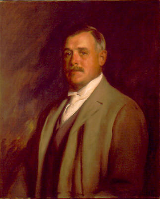 Portrait of Albert H. Chatfield, Sr.