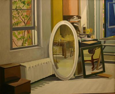 Springtime Studio Interior