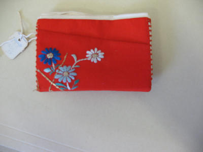Small purse from a Japanese ceremonial costume