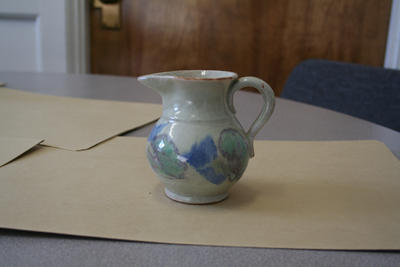 Pottery Pitcher from Germany