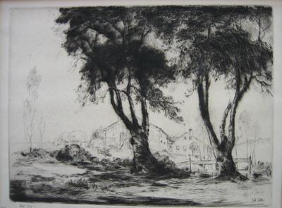 Cape Elizabeth Landscape