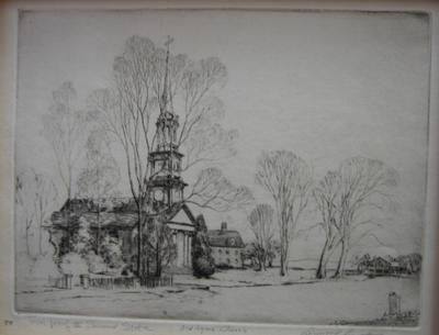 Old Lyme Church