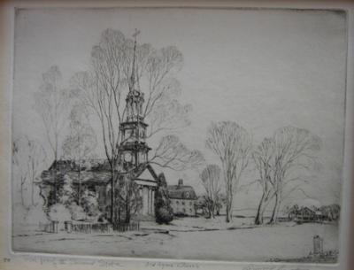 Old Lyme Church
