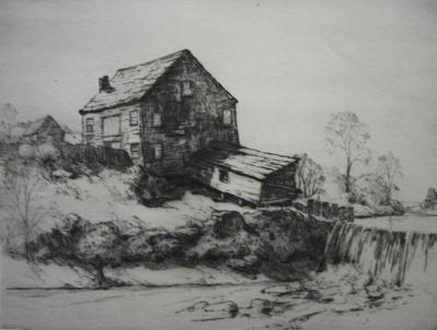 Burkett's Mill