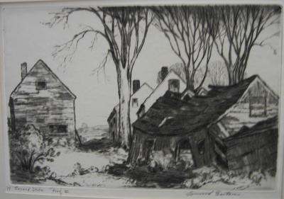 Sketch in Appleton
