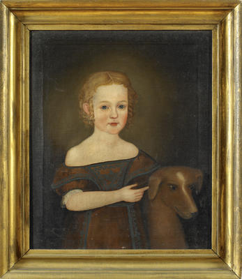 Portrait of Charles Glidden