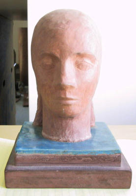 Untitled (Female Head)