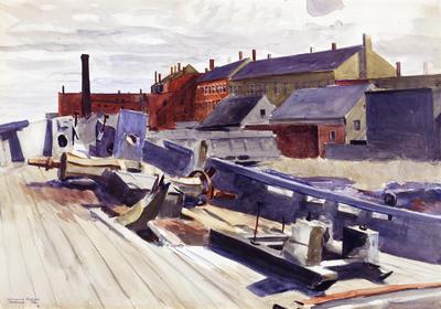 Schooner's Hull