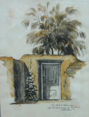 Untitled (New Mexican Doorway)