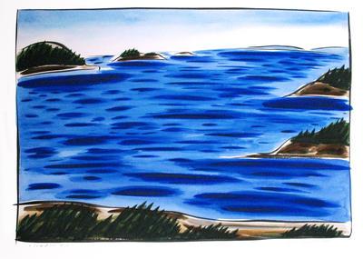 Island View #16