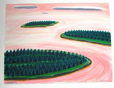 Pink Bay #3