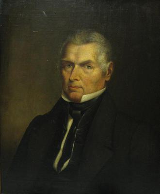 Portrait of Jedediah Herrick