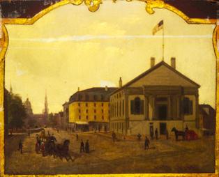 Old City Hall, Portland, Maine