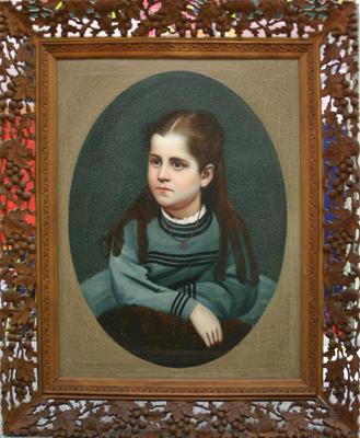 Portrait of Anne Atherton Starrett